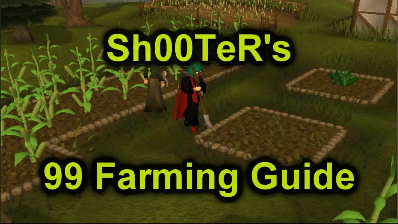Runescape The Ultimate Profitable 1 99 Farming Guide By FroSt Sh00TeR Herbs