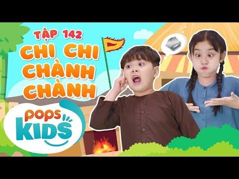 [New] Mầm Chồi Lá Tập 142 - Chi Chi Chành Chành  - Nhạc Thiếu Nhi Sôi Động | Vietnamese Kids Song