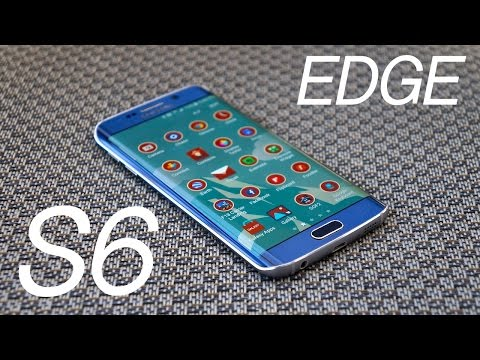 Samsung Galaxy S6 edge Review: Extreme Extravagance