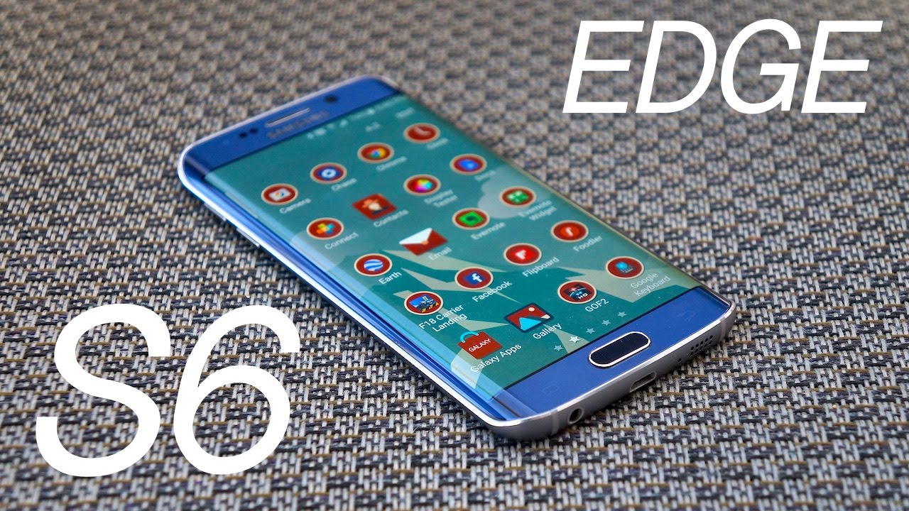 Samsung Galaxy S6 edge Review: Extreme Extravagance | Pocketnow