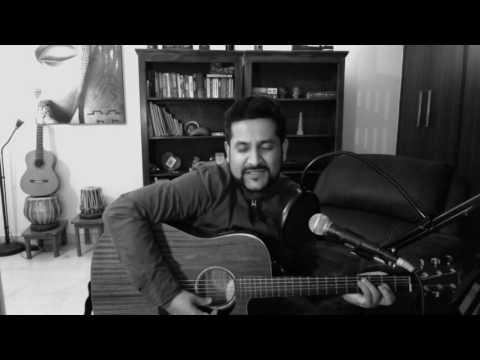 Tere Mere Sapne Ab Ek Rang Hain | Live Acoustic Cover | Mohd  Rafi | Dev Anand | Guide