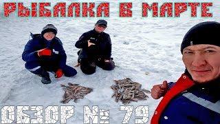 Рыбалка в марте 2019 Обзор 79 Рыбалка в Казахстане Весна