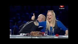 Украина мае талант Україна має талант топ 14 чудиков и дебилов