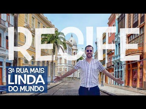 Recife | O que fazer na cidade, conhecendo o Recife Antigo e a terceira rua mais linda do mundo