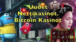 Uudet Nettikasinot. Bitcoin Kasinot