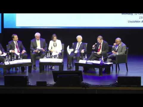 Plenary 1: Heads of Agencies #IAC2015