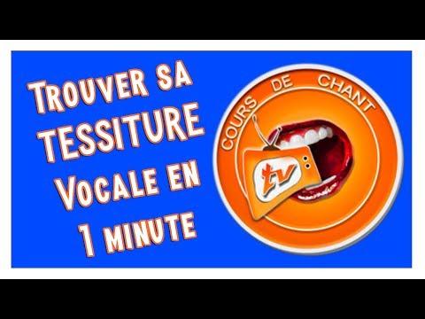 Trouver sa Tessiture Vocale - Débutants