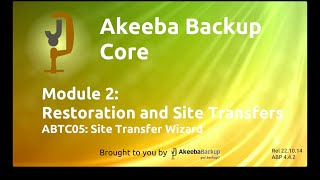 ABTC05   Site Transfer Wizard(For more information and to download go to http://www.akeebabackup.com., 2015-11-08T13:43:57.000Z)