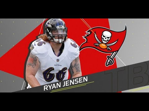 Ryan Jensen   2017 Highlights   Welcome to Tampa