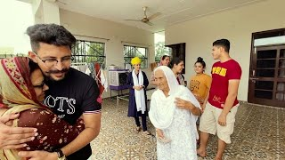 Punjab To Canada | Heart Touching Emotional Video | Last Family Moments | THIS IS SO SAD