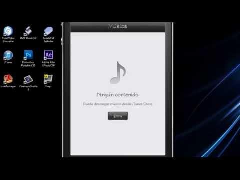 Música a iPhone sin iTunes IOS 7 y anteriores