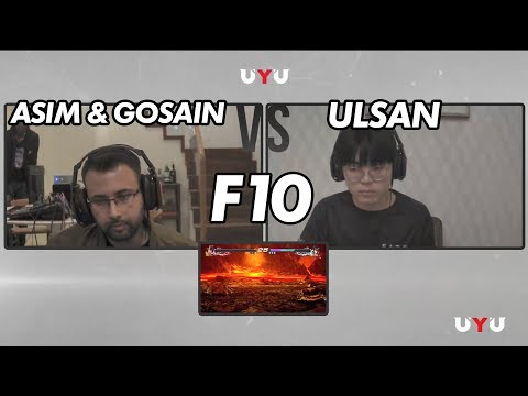 Asim & Gosain vs Ulsan F10 + Post-Match Interview (UYUFC 1)