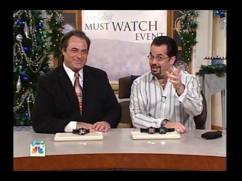 ShopNBC 2010_12_09 Larry Magen with Jim Skelton 12AM - TTV Imperial Dynasty Tourbillon