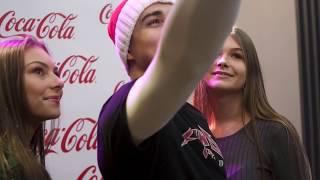 Międzychód - Świąteczna Ciężarówka Coca-Cola! | #jakMikołaj