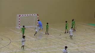 20191215福岡県高校新人ハンドボール(男子)準々決勝 西南学院vs光陵(後半)