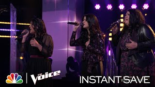 "Worth the Wait's Wildcard Instant Save Performance: ""I'm Gonna Love You Through It"" - Voice Results"