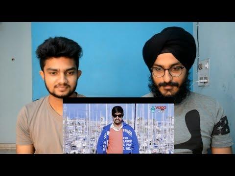 Diamond Girl REACTION - Jr.NTR, Kajal Aggarwal | Parbrahm & Anurag