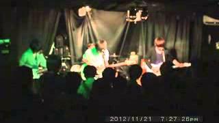 京都のポストロックバンドSusieQ。