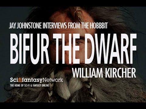 William Kircher  HobbitCon3