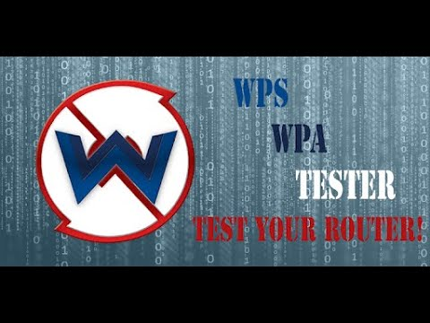 How To: Connect To Wifi Router Using Wps Pin.
