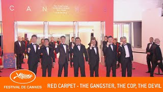 THE GANGSTER THE COP THE DEVIL - Red Carpet - Cannes 2019 - EV