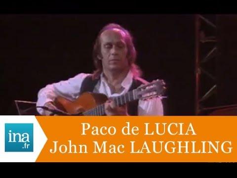 Paco De Lucia et John Mac Laughling à Jazz A Vienne - Archive INA