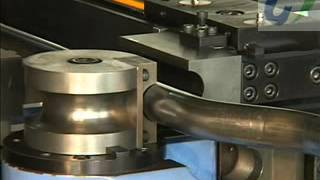 HC-380R1-HT2SM CNC Tube Bender / CNC彎管機 _ Han Jie Machinery Co.,Ltd