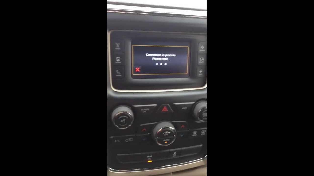2014 Jeep Grand Cherokee Radio Problems