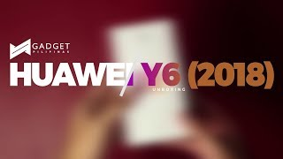 Huawei Y6 (2018) Unboxing