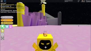 Roblox Haustier Simulator] ich habe goldene dominus riesig!!