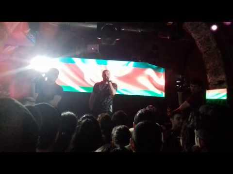 Okaber konsertinde Paşinyanı hedeledi !!! #xankendinivur