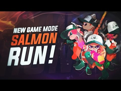 Splatoon 2 | RELEASE DATE, SALMON RUN & MORE! (Nintendo Direct Info)
