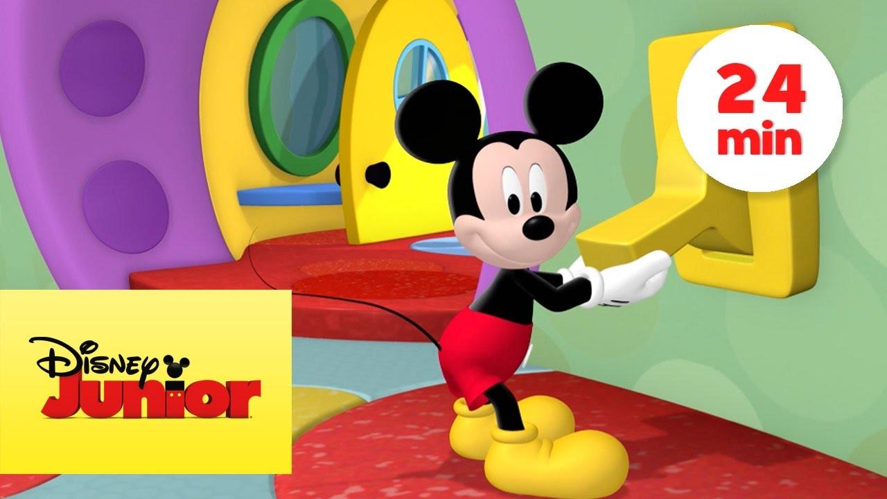 Compilado de Canciones | La Casa de Mickey Mouse