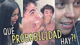 QUÉ PROBABILIDAD HAY?!! (FT. MARIO RUIZ, CAELI & JUAN P. JAR…