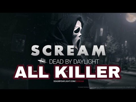 Dead By Daylight/ ALL TRAILERS(ALL KILLER INTROS e.t.c)