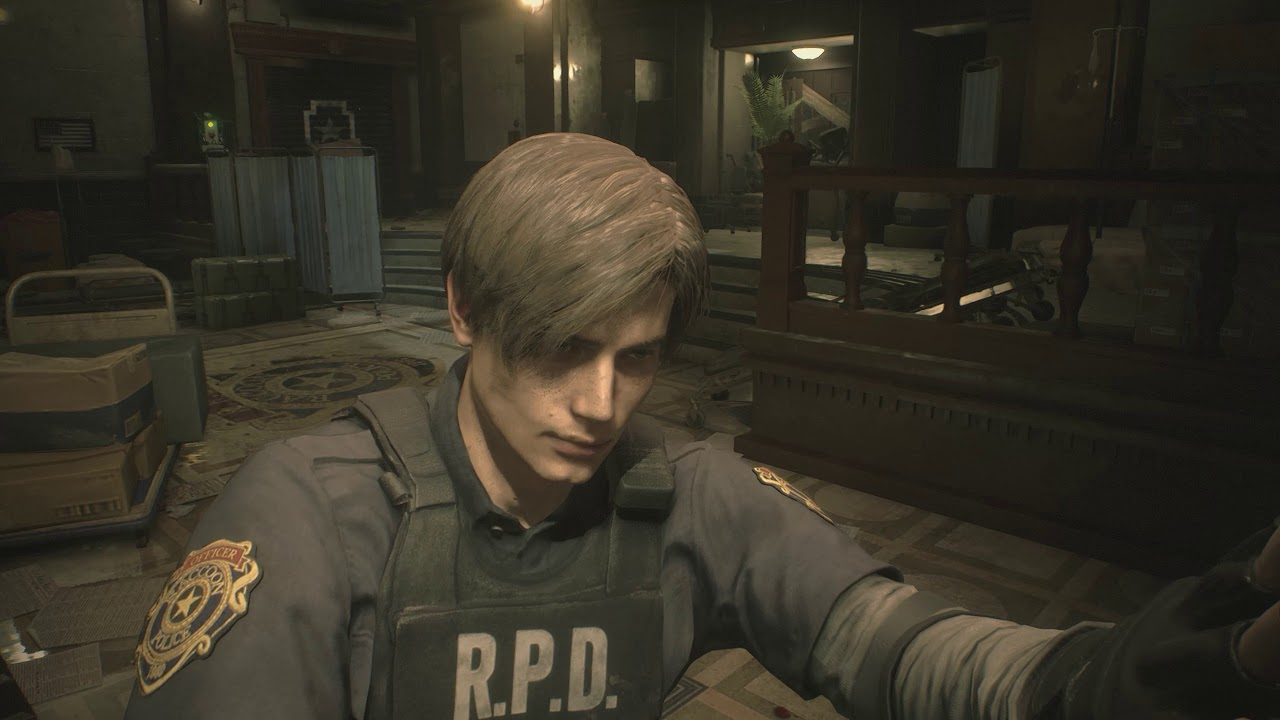 Resident Evil 2 Demo Unlimited Time Trainer Free Roaming Youtube