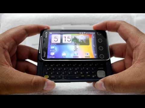 HTC Evo Shift 4G For Sale