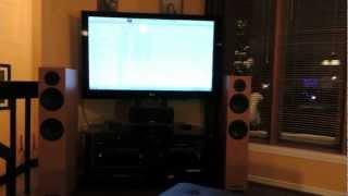 Fluance SXHTB Speaker Video Review