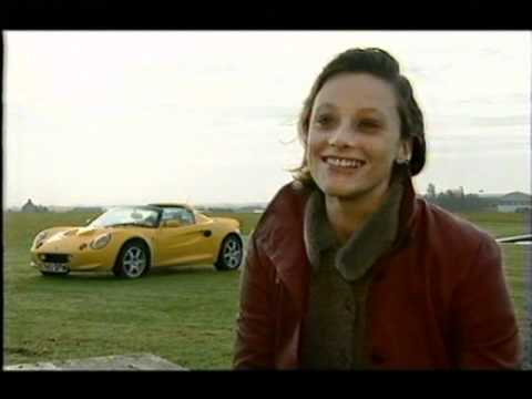 Vicki Butler-Henderson Top Gear Nigel Havers Out Take