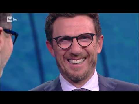 Eusebio Di Francesco - Che tempo che fa 29/04/2018