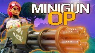 MINIGUN JE OP! - NOVÝ UPDATE! thumbnail