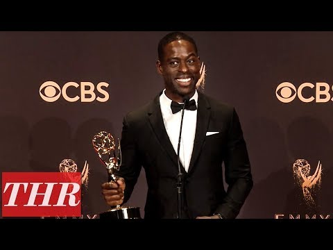 Download Youtube: 'This Is Us' Sterling K. Brown Finishes His Emmy Speech During The Press Room Q&A | THR