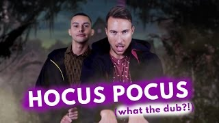 Hocus Pocus Dubsmash