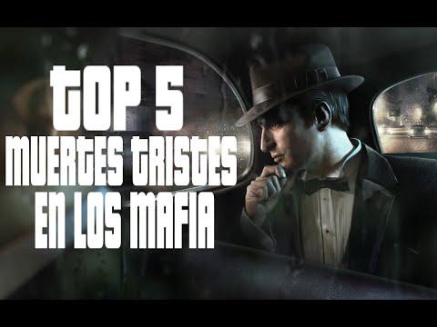 TOP 5 MUERTES TRISTES EN LOS MAFIA