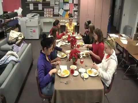 La Crosse Schools: KidsFirst - Fine Dining at Logan Middle School
