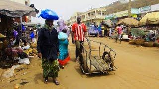 Mali : Mon pousse-pousse, mon gagne pain [Reportage]