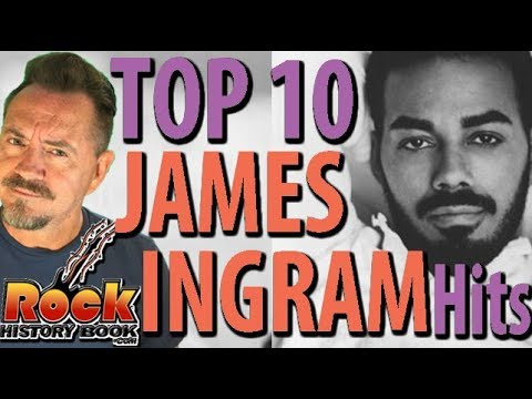 The Top 10 James Ingram Radio Hits - Tribute By John Beaudin