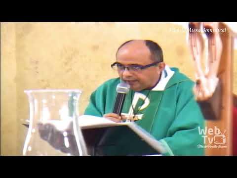 Assista Agora à Santa Missa Dominical, Diretamente Da Igreja Matriz De Reriutaba-CE