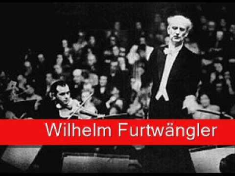 Wilhelm Furtwängler: Beethoven - Symphony No. 5 in C minor, 'Allegro con brio' Op. 67