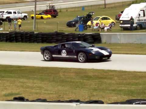 Kohler International Challenge Part 9 - Road America - Elkhart Lake, WI - July 2009